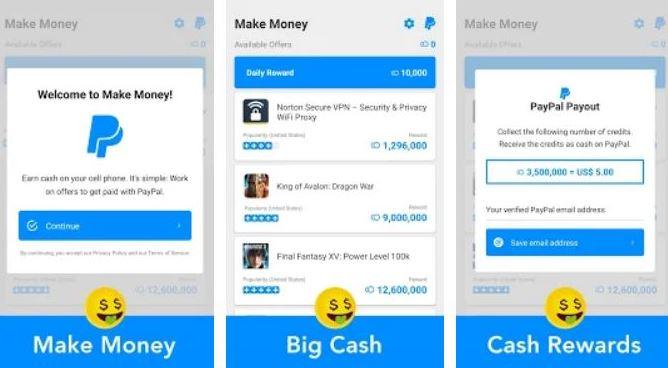 aplikasi penghasil uang di android- tercepat dan membayar online