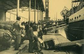 messageries maritimes autrefois
