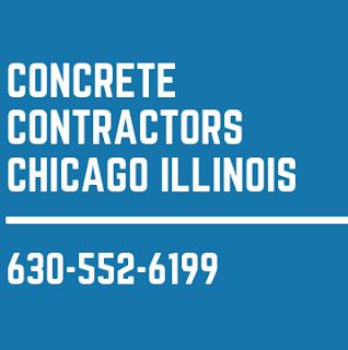 concrete companies in chicago