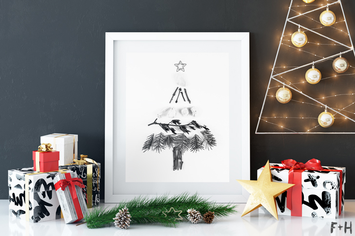 Over 110 Free Modern Christmas Designs