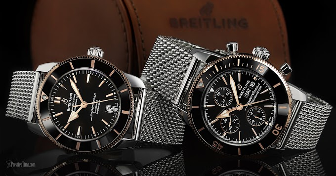 The Top 4 Product Lines Offered by Breitling