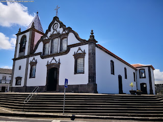 PORTUGAL / Vila das Lajes, Ilha Terceira, Açores, Portugal