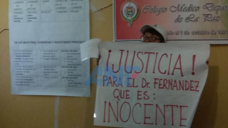 Médicos aseguran que Fernández no violó el menor / ANF