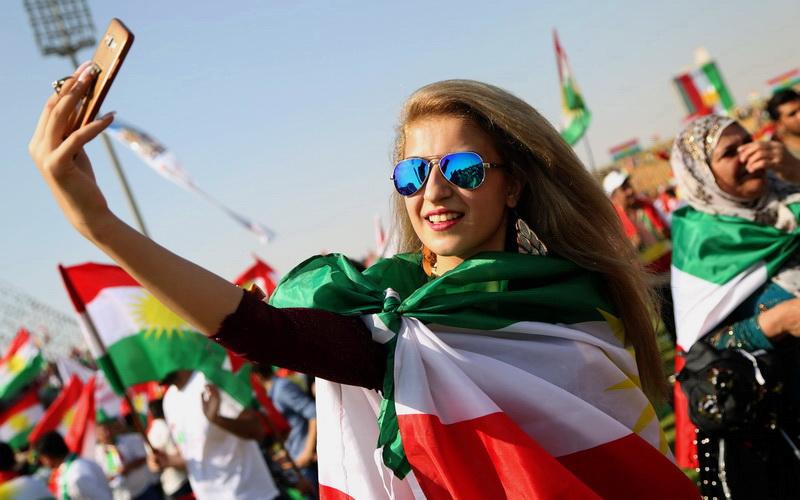 Πως το «ΝΑΙ» των Κούρδων στο δημοψήφισμα αλλάζει τη Μέση Ανατολή
