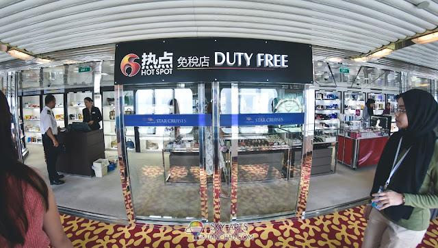 Star Cruises Superstar Libra 丽星邮轮 天秤号 3D2N 槟城 普吉岛 Penang Phuket starcruises libra Duty Free