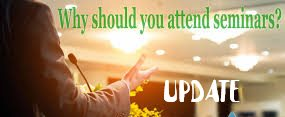 3 Reasons you ought to Attend Seminars