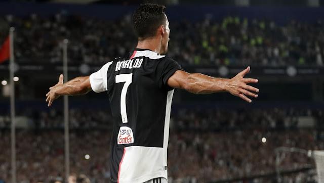 Cristiano Ronaldo dévoile d'où vient sa célébration