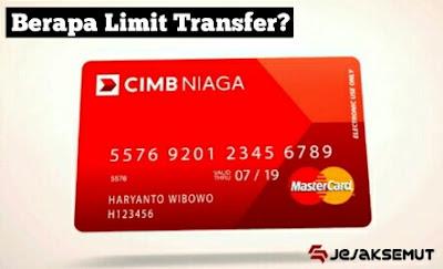 limit transfer cimb niaga