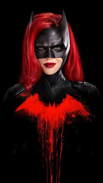 Batwoman Mobile Wallpaper