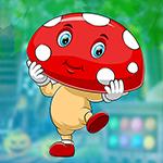 G4K Gentle Red Mushroom Escape