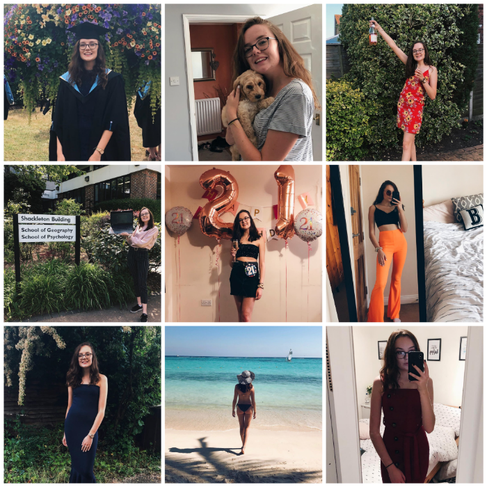 A roundup of my 2019 featuring graduating university, getting a puppy, a fab family holiday and turning 21.