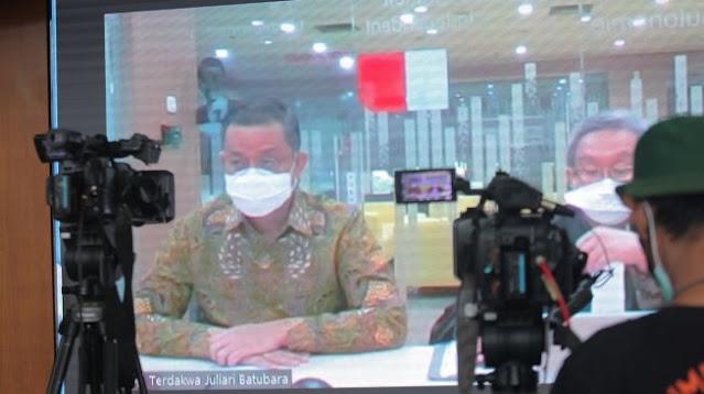 Cacian Warga Jadi Alasan Hakim di Vonis Juliari, DPR: Jangan Mainkan Hati Nurani Rakyat