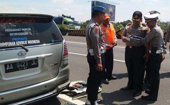 Kecelakaan Maut, Seorang Mualaf Kondang Meninggal Sebelum Ceramah