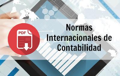Norma Internacional de Contabilidad N°02 - Inventarios [PDF][DESCARGAR]