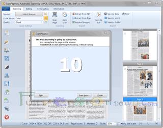 Download ScanPapyrus 16.10 Multilingual Preactivated