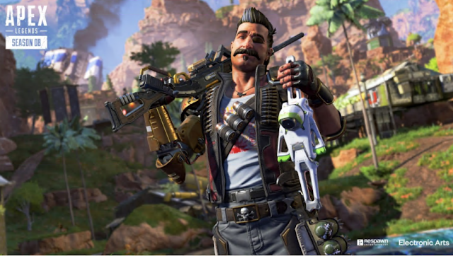 Apex Legends Season 8 Patch Notes released - Includes New Legend, New Weapon and Map Update | TechNeg