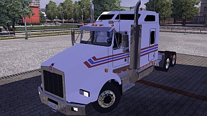 Kenworth T800 updated for 1.8.2.5