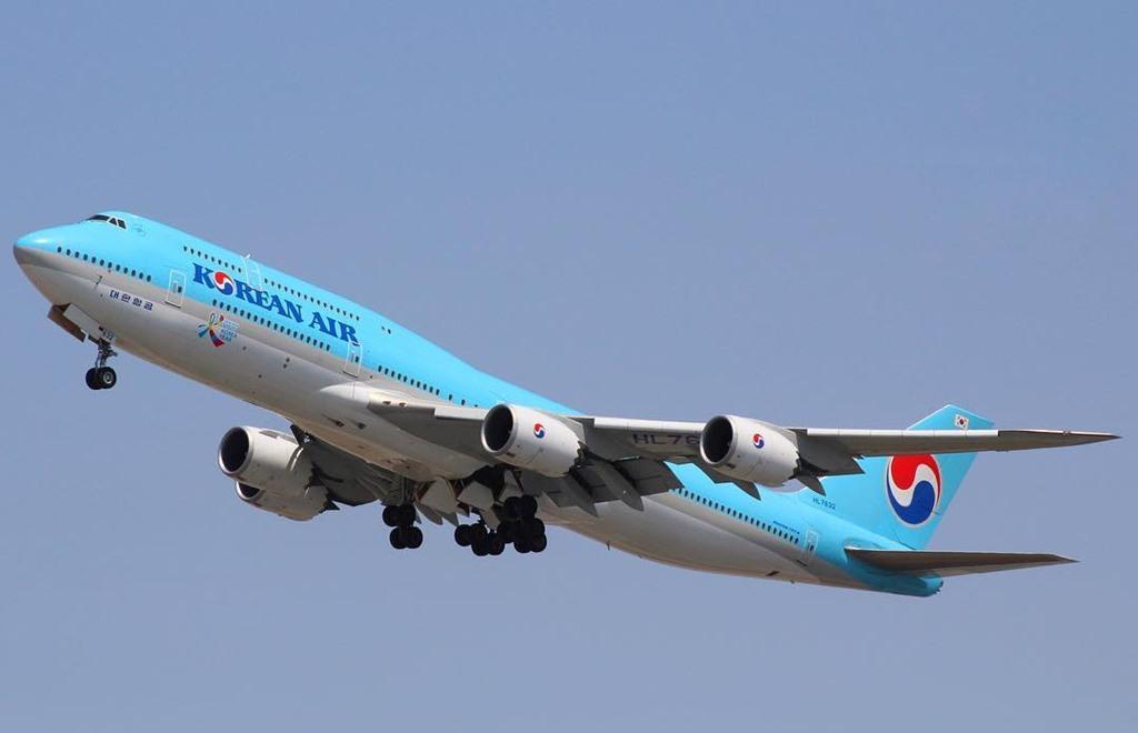 B747-8 대한항공