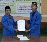 Pelantikan Rayon dan Komisariat PMII Kutim Masa Khidmat 2016/2017