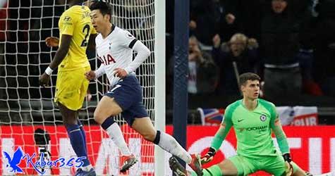 Hasil Premier League Pekan ke 13, Tottenham Akhiri Rekor Tak Terkalahkan Chelsea