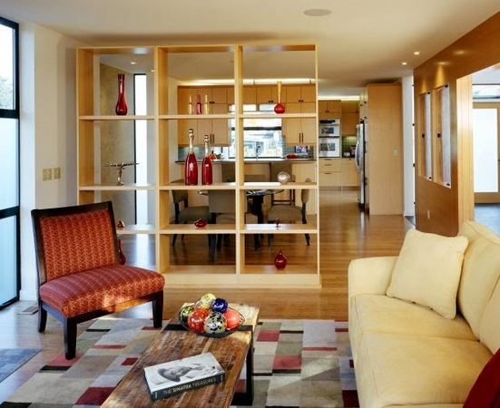 Desain Dekorasi Kayu Untuk Ruang Tamu Rumah Minimalis