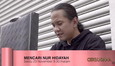 Cerekarama Mencari Nur Hidayah (TV3)