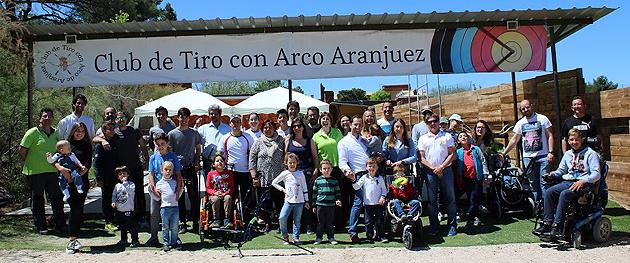 Tiro con Arco Aranjuez Ana Carolina Díez Mahou
