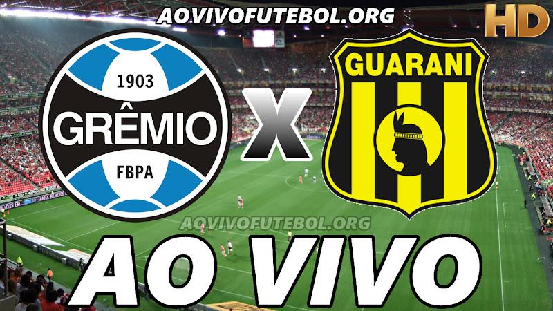 Assistir Grêmio vs Guaraní-PAR Ao Vivo HD