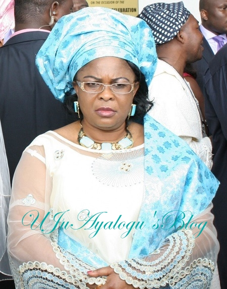 I Spent N3.5bn On Sick Children – Patience Jonathan
