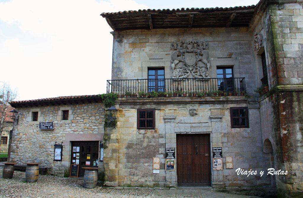 Casa Quevedo y Casa Cossio
