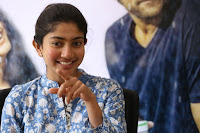 Sai Pallavi looks super cute in plain dress at her interview in Telugu about movie Fidaa ~ Exclusive Celebrities Galleries 022.JPG