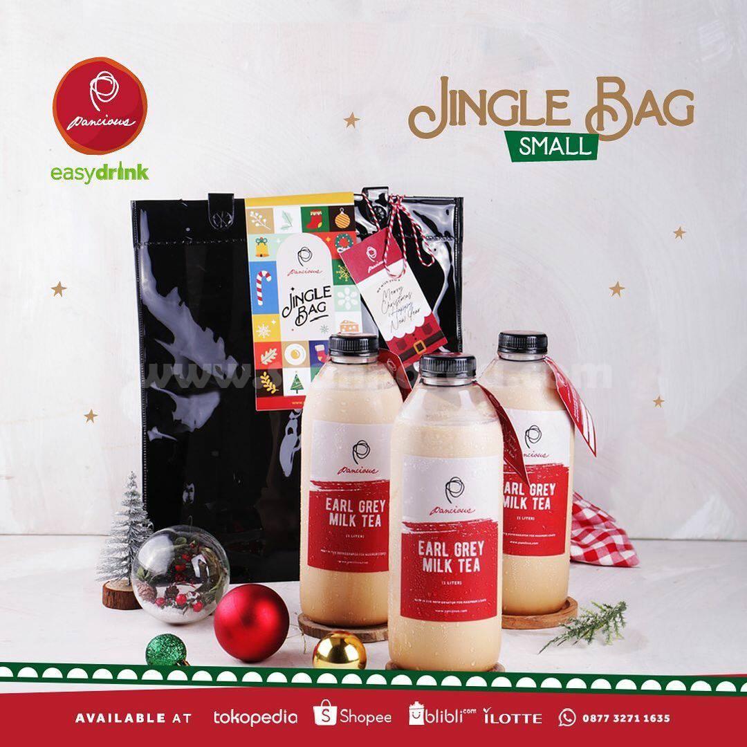 Promo Pancious Christmas Gift Jingle Bag Small & Large SPECIAL PRICE!