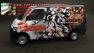 Mobil,grandmax,grandmax blidvund,Cutting Sticker,Cutting Sticker Bekasi,Decal,Jual sticker Mobil online,jakarta,bekasi.,