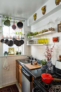 Maksimalkan Ruang Dapur Yang Bermanfaat