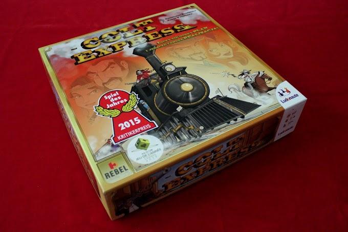 Colt Express - szalony western na planszy - Recenzja