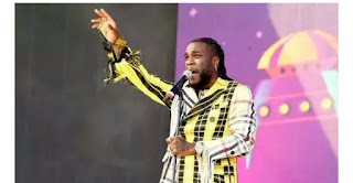 I Am Used To Being The African Giant - Burna Boy Reveals