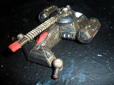 Hammer of Hatred Super Heavy Tank