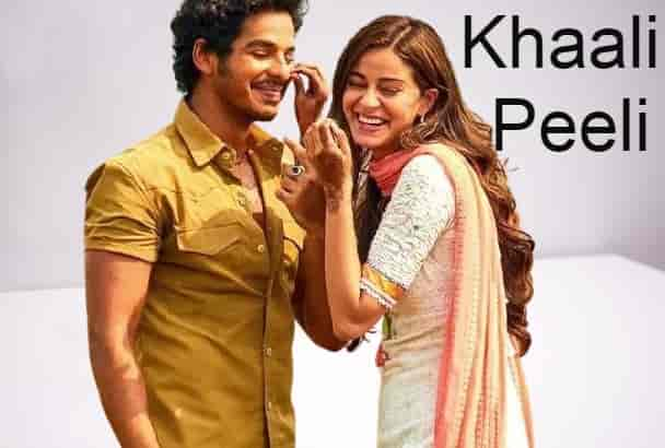 Khaali Peeli Movie Review: This Review of reading before seeing Khaali Peeli, then movie is watch or not