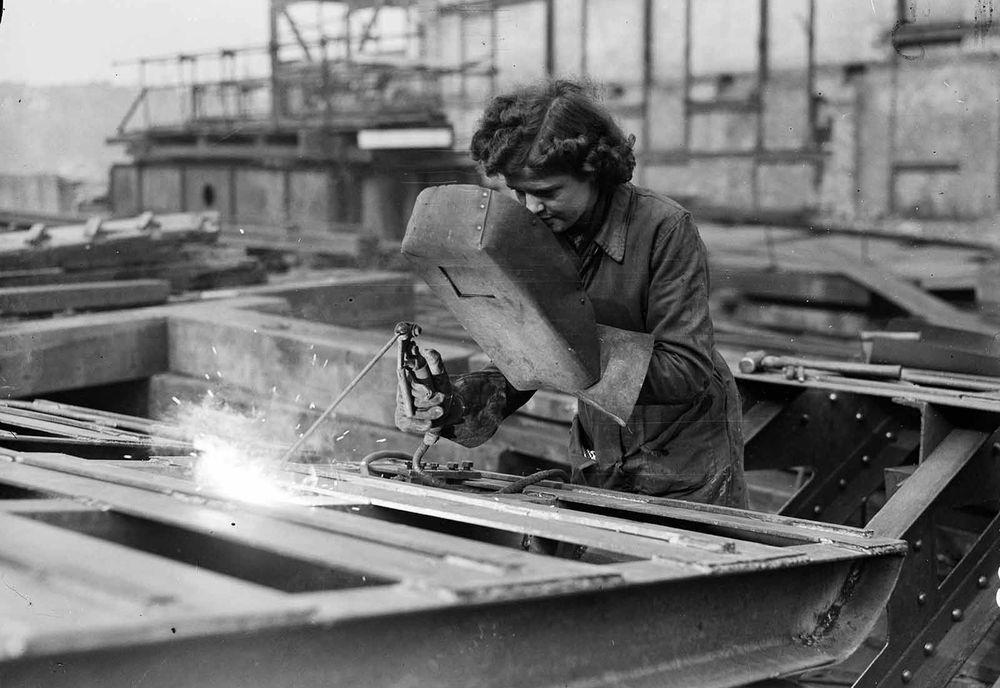 Фото: Daily Herald Archive / Национальный музей науки и средств массовой информации / Картинная библиотека науки и общества.