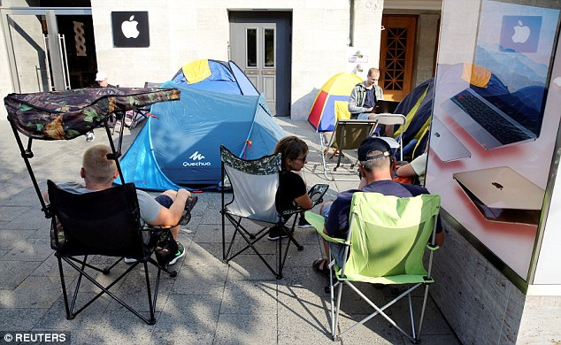 camping for iphone7