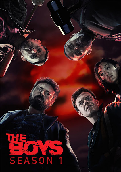 The Boys Season 1 Dual Audio Hindi 720p HDRip