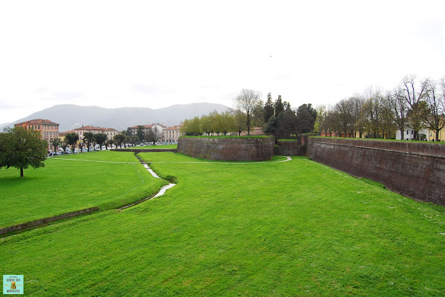 Murallas de Lucca, Toscana
