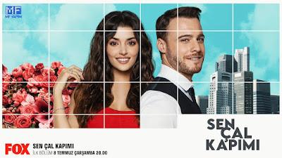 المسلسل التركي الجديد أنت اطرق بابي بين النحت و التقليد