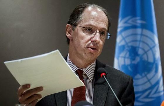 La ONU echa la bronca a España: 'el Estado español debería juzgar los crímenes del franquismo'