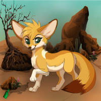 Games4Escape Fennec Fox D…