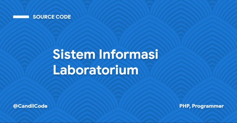 Source code Sistem Informasi Laboratorium