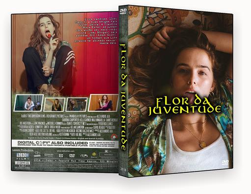 CAPA DVD – Flor da Juventude – ISO