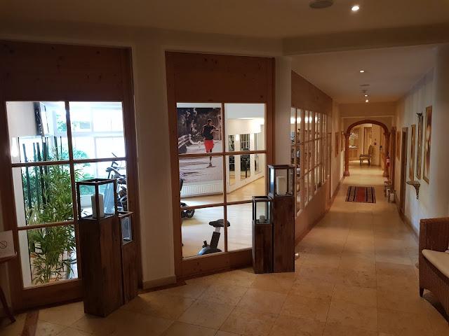 Hotel Das Majestic-Palestra
