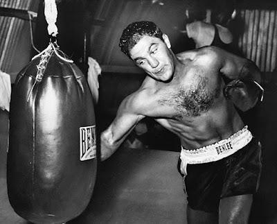 Rocky Marciano saco