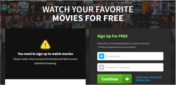 Watch your favourite movies online now for free